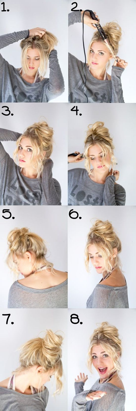 Stupendous 1000 Images About Updo Hairstyles On Pinterest Cheap Hair Short Hairstyles For Black Women Fulllsitofus