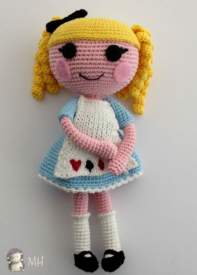 Doll-lalaloopsy-amigurumi *****Check out the Free Patterns on this ...