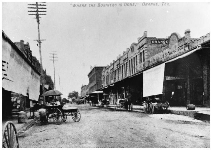 around 1900 sabine river waterfront orange tx orange city texas towns orange texas pinterest