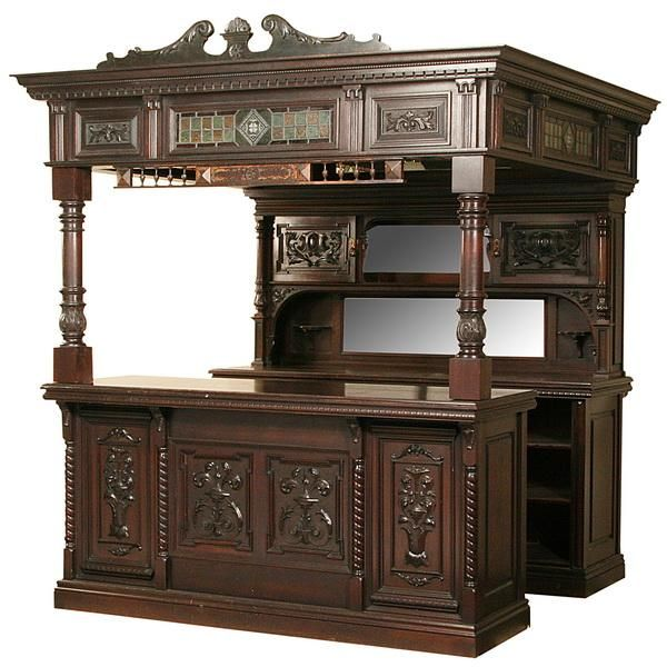 Antique bras antique liquor cabinets and antique furniture for Antique furnishings
