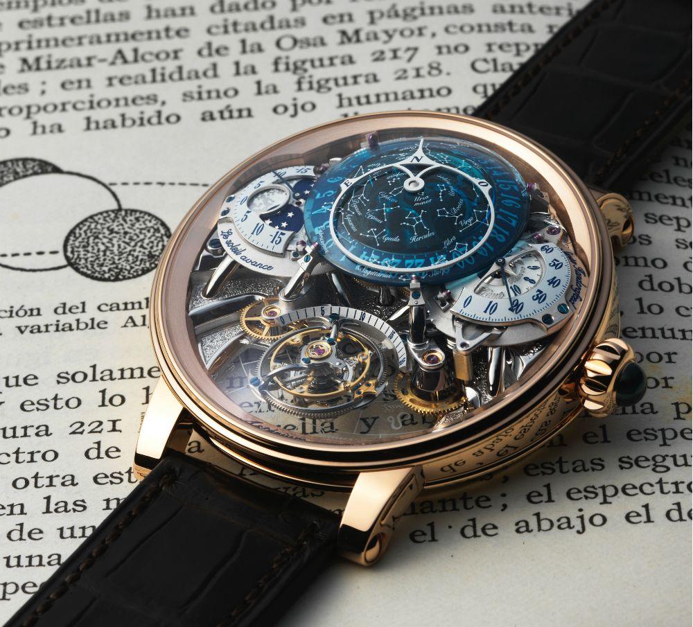 0c5e2e2aeab Bovet Récital 20 Astérium Watch Watch Releases