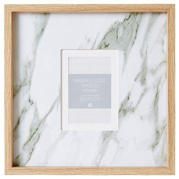 Marbelesque Photo Frame 10cm x 15cm | Home, House & Interior Design ...