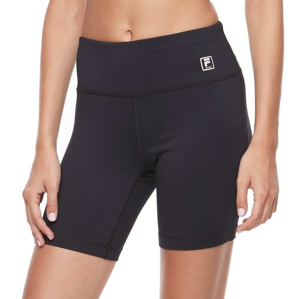 d9972d44 Women's FILA SPORT® Fitted High-Waisted Bike Shorts | Products | Gym ...