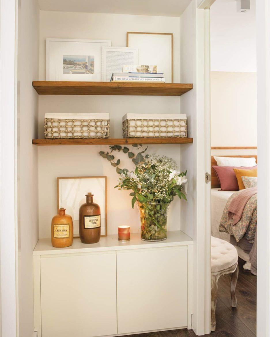Fondo de armario decorativo