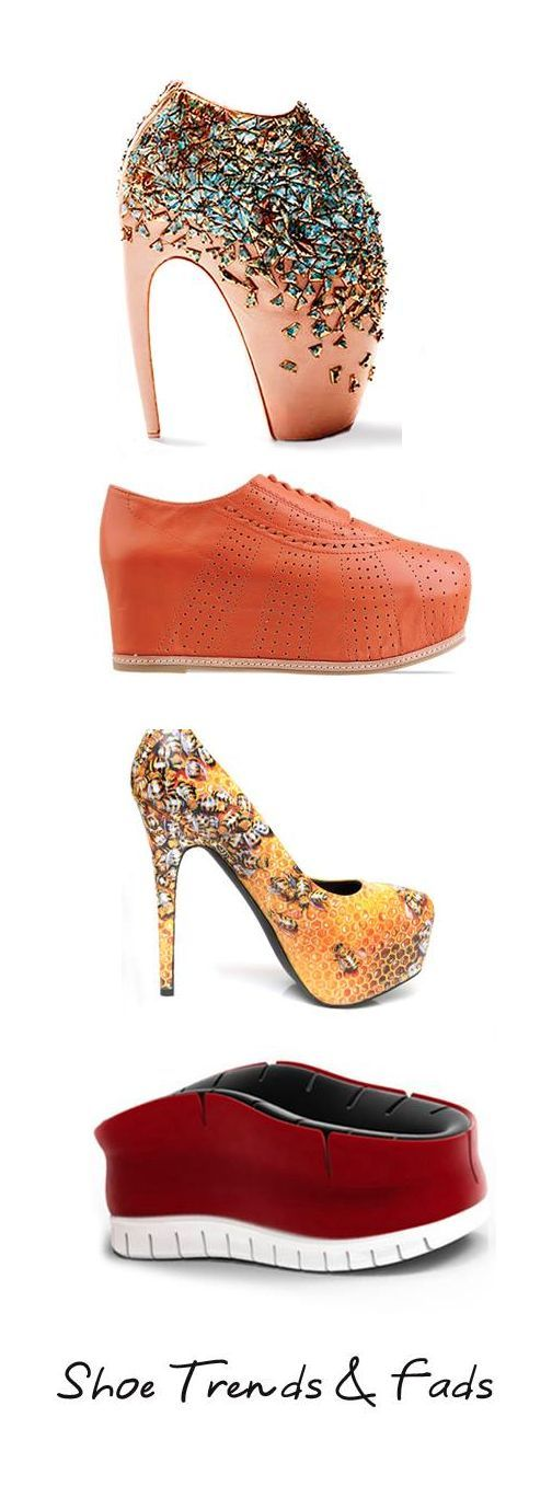 Shoe trends and fads! | Fads,Classic and Trend | Pinterest ...