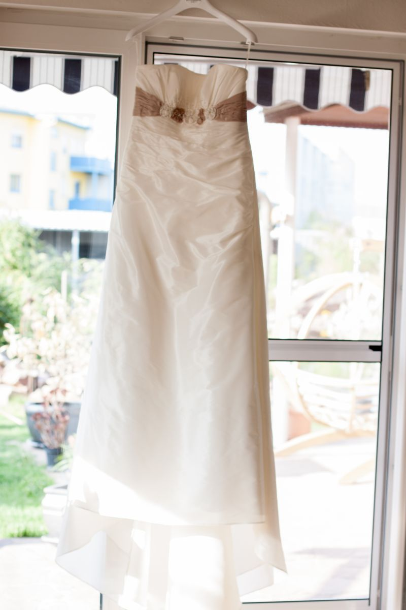 ♥ Traumhaftes Brautkleid von Agnes Bridal ♥ Ansehen: http://www ...