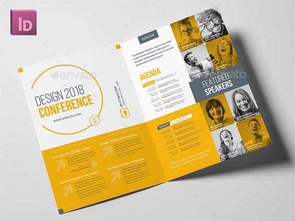 40 best brochure design templates 2018 bifold brochure pinterest
