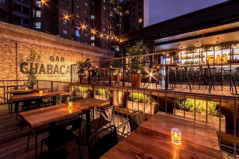 Galería De Casa Chabacana Abdenur Arquitectos 13 Bar