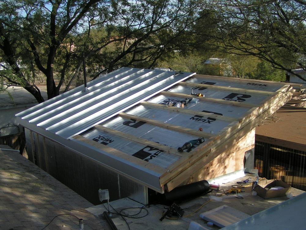 Installing Metal Roof Panels Metal Diy Design Decor Diy Metal Roof Metal Roof Panels Decor Design