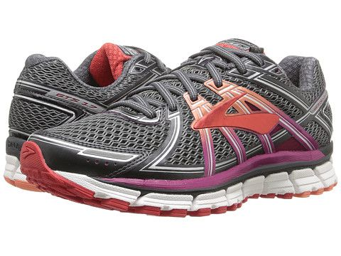 Brooks Adrenaline Gts 17 Size 9 D Wide Womens Running Shoes Brooks Shoes