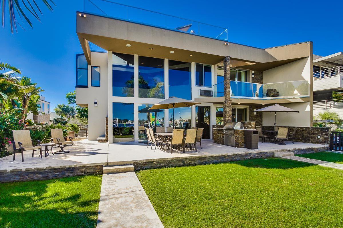 Villa on the Bay 4 Bedroom, California San Diego