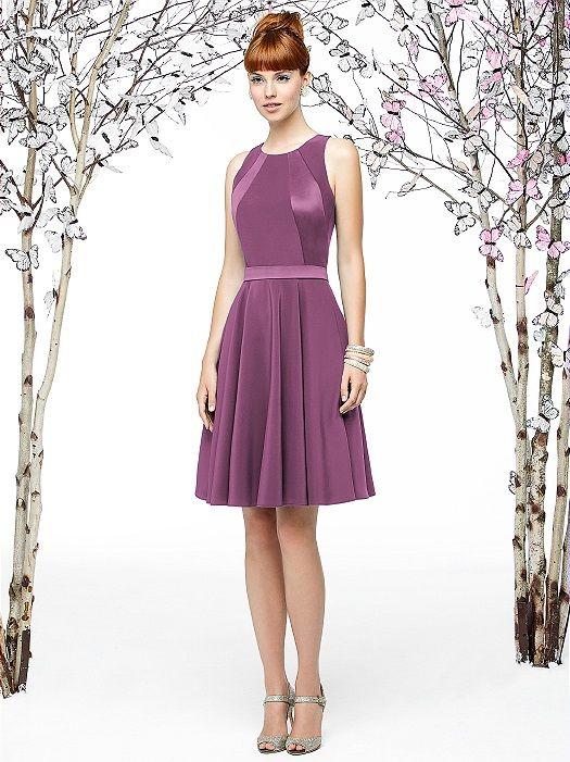 Lela Rose Style LR193X http://www.dessy.com/dresses/bridesmaid/lr193x/#.UwKkOoUwDbM