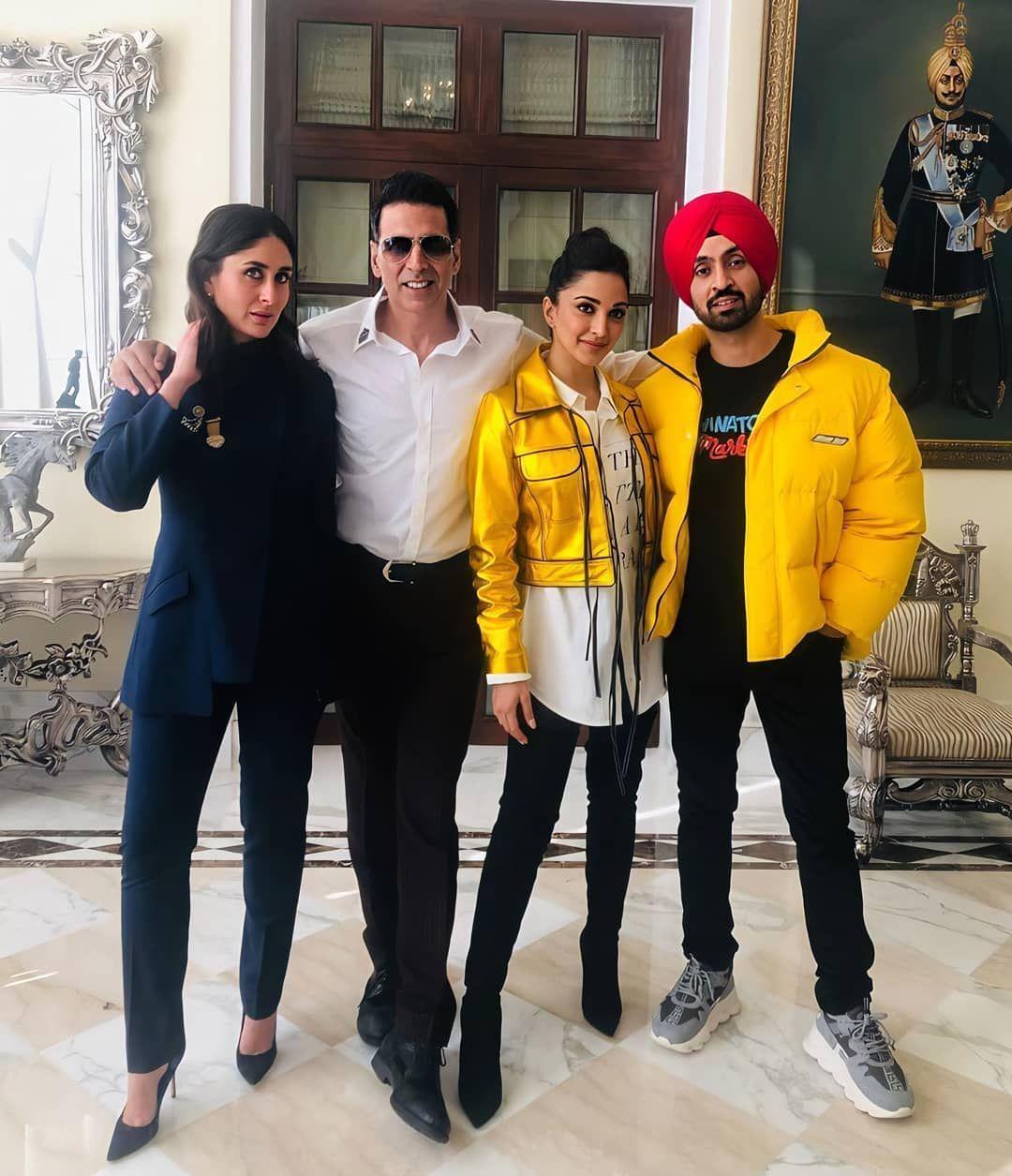 Kareena Kapoor Pant Suit