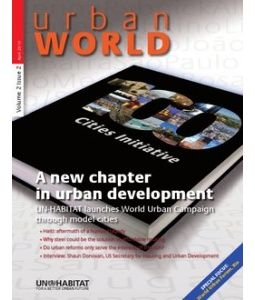Urban World: A New Chapter in Urban Development