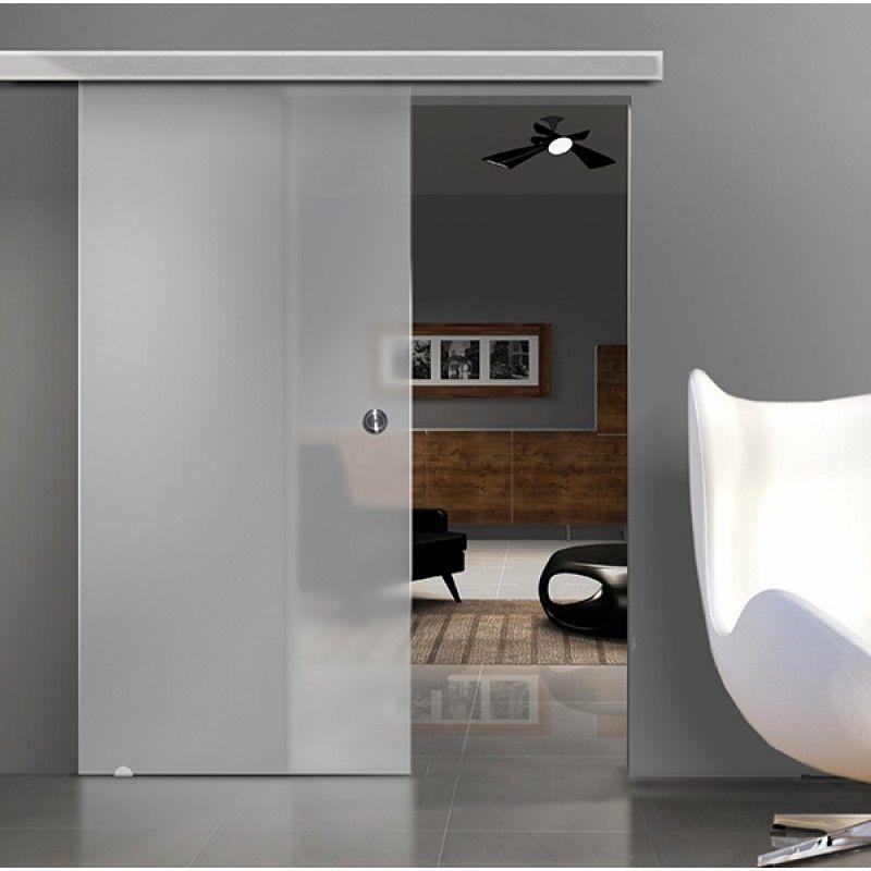 Drzwi Szklane Przesuwne Glass Studio 750 Satyna Komplet Bathroom Lighting Bathroom Mirror Lighted Bathroom Mirror