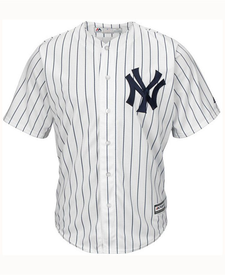 Majestic Majestic Men s New York Yankees Blank Replica Jersey  1d4f5d3a8967