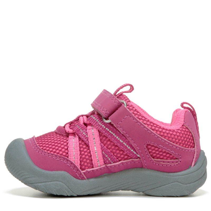 Oshkosh B'gosh Kids' Halen Sneaker Toddler/Preschool Shoes (Pink)