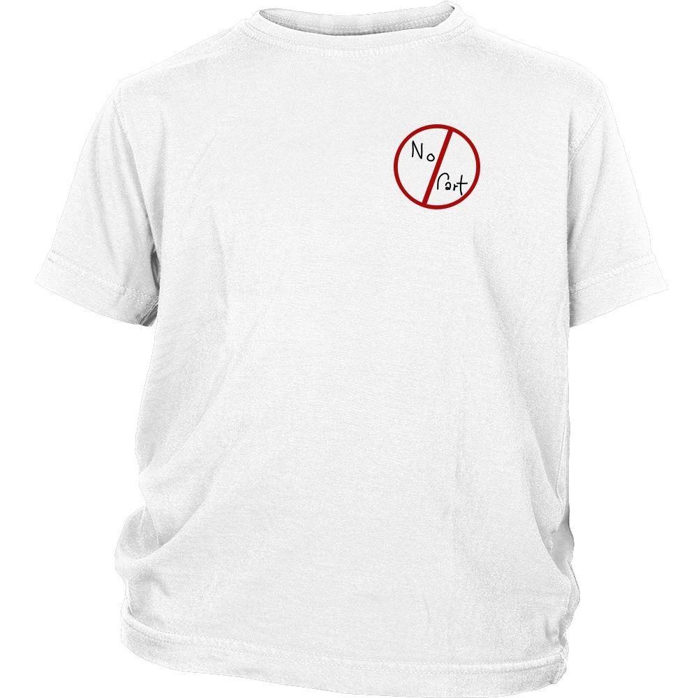 No fart tshirt design funny tshirt with a no fart symbol