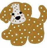 Free Puppy Applique Pattern - Bing images