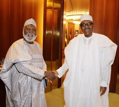 President Buhari meets centenary city plc board, hails compensation of Centenary city landlords - http://www.nollywoodfreaks.com/president-buhari-meets-centenary-city-plc-board-hails-compensation-of-centenary-city-landlords/