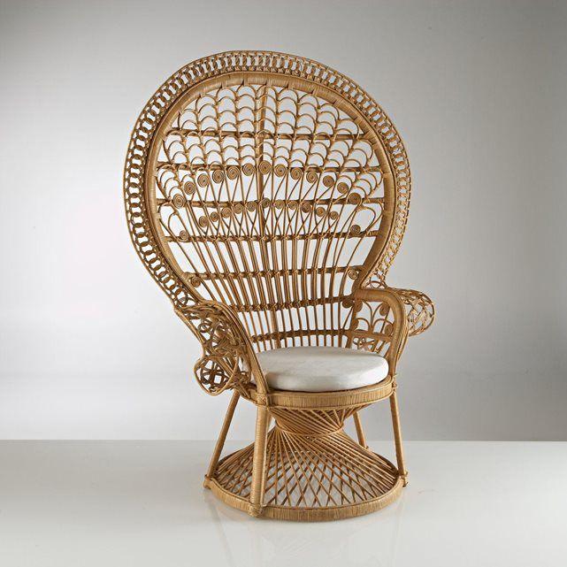 fauteuil type emmanuelle hettie la redoute interieurs livingroom pinterest fauteuil. Black Bedroom Furniture Sets. Home Design Ideas