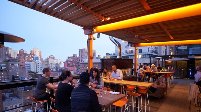 Non Douchey Rooftop Bars In Nyc Rooftop Bars Nyc Rooftop Bar Rooftop Bar Bangkok