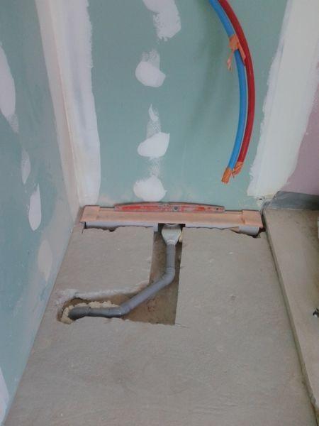 salle bain bac douche ceramique caniveau etancheite isle sorgue vaucluse whirlwind of life bac