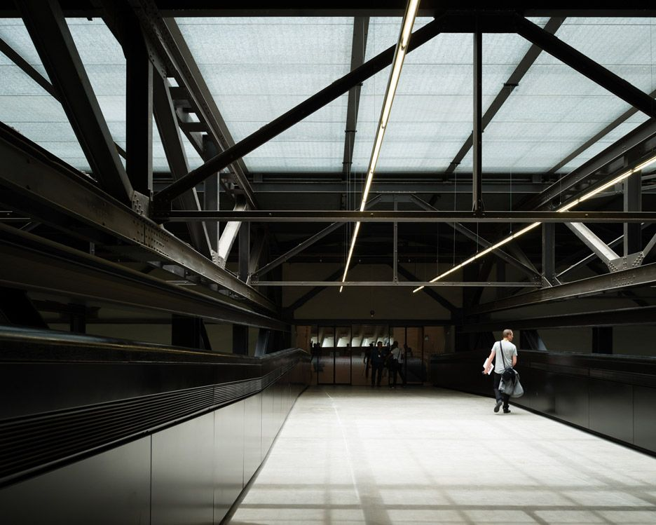 Tate Modern Expansion   Switch house, Tate modern london ...