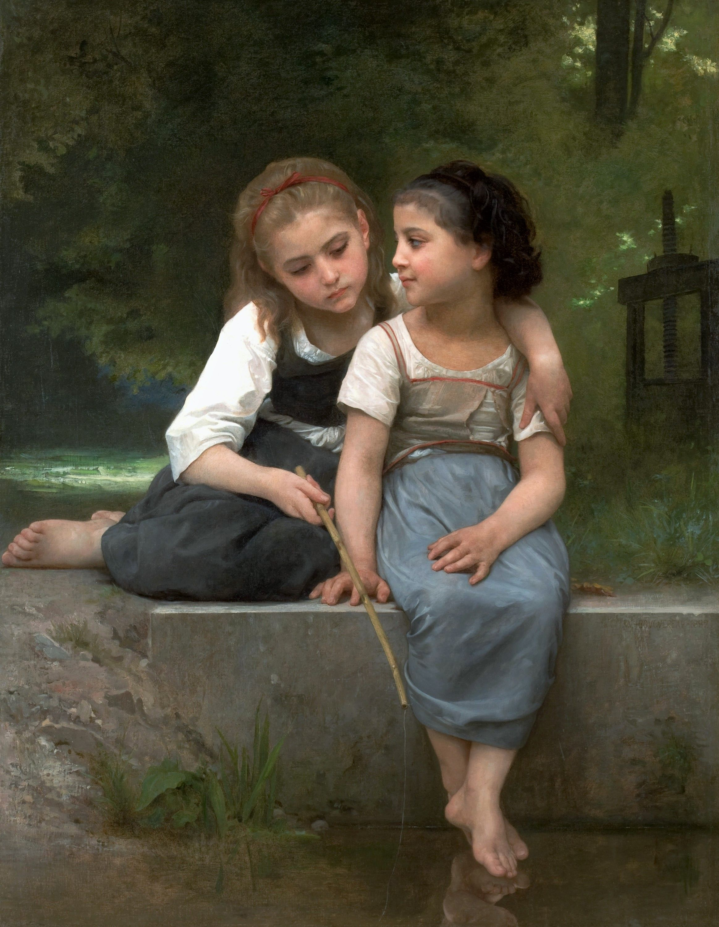 William Adolphe Bouguereau William Adolphe Bouguereau Oil Painting Reproductions Fine Art Painting