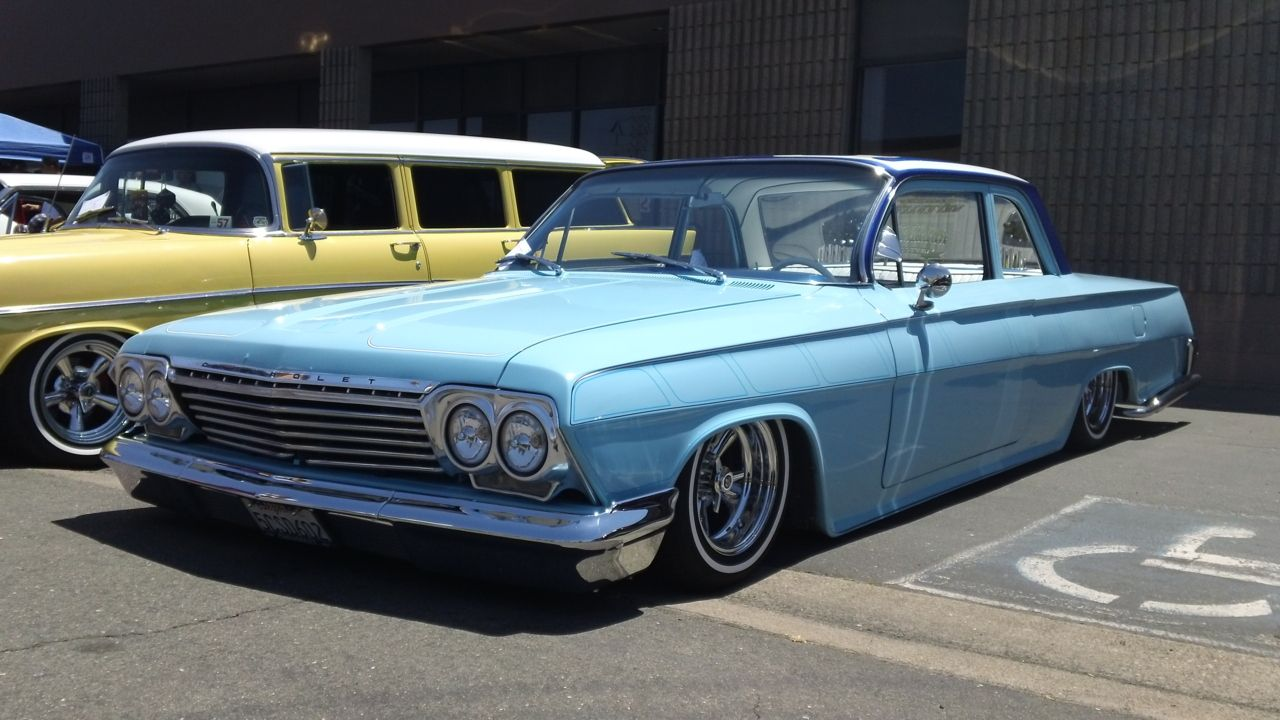 1962 Chevrolet Impala Lowrider | Classic Lowriders | Pinterest ...