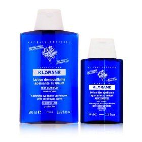 Klorane Soothing Eye Make-Up Remover Value Set 2 piece $16.00