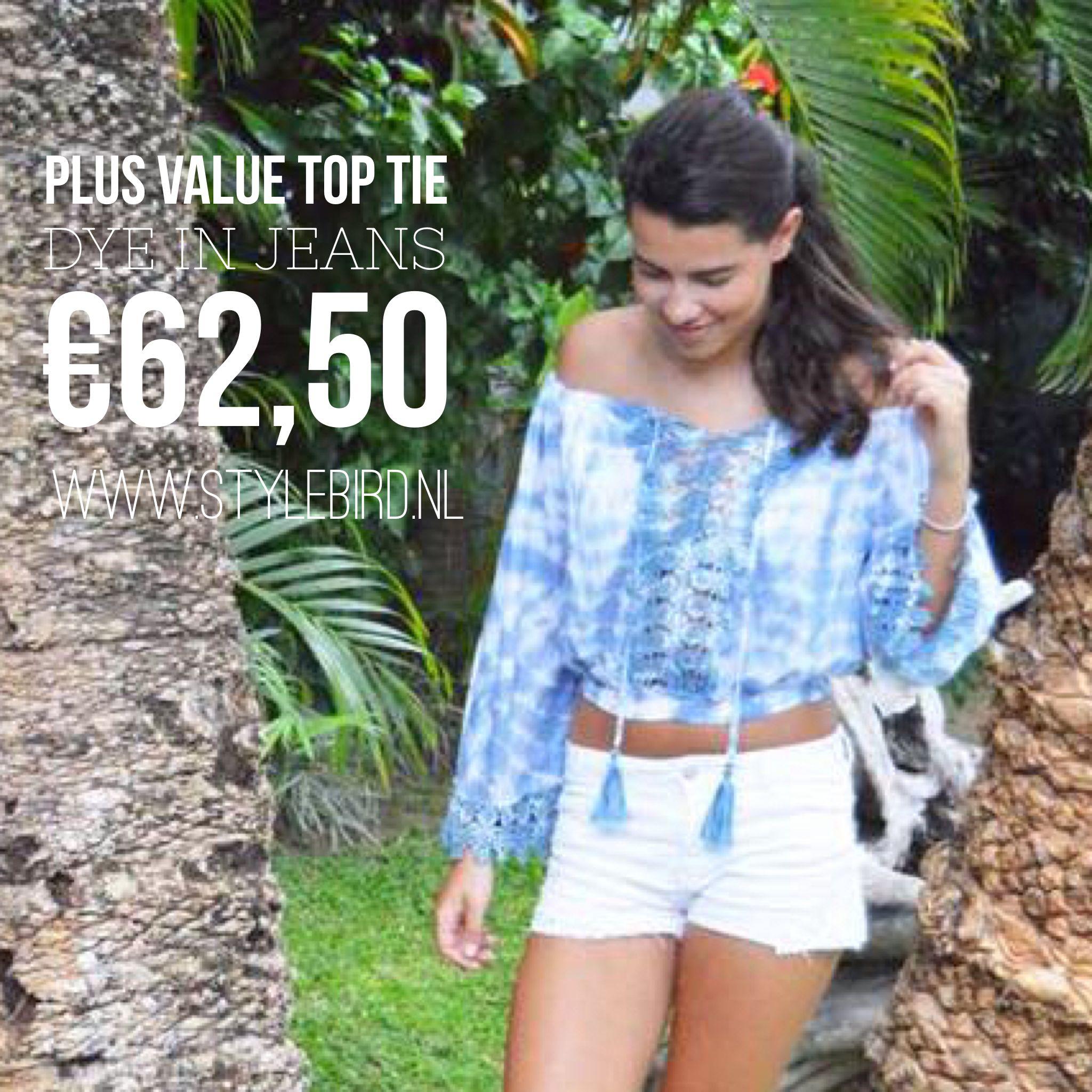Plus Value zomercollectie  online verkrijgbaar bij www.stylebird.nl