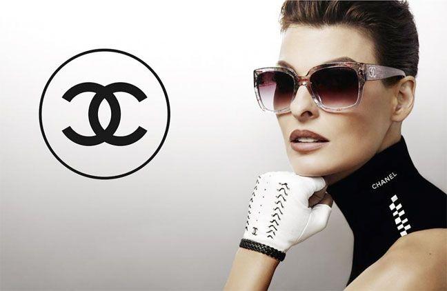a50bc9fc22679 Chanel eyewear Карл Лагерфельд