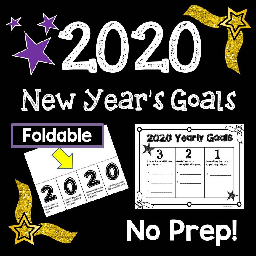 New Year Goal 2021 (With images) New year goals, New