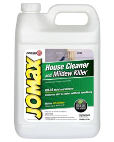 Jomax House Cleaner Amp Mildew Killer This Concentrated