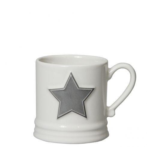Zum Produkt Kaffeebecher, Sterne und Becher