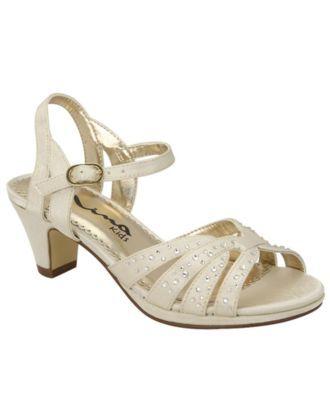 Nina Kids Shoes, Girls Wendy Sandals - Kids Shoes - Macy's