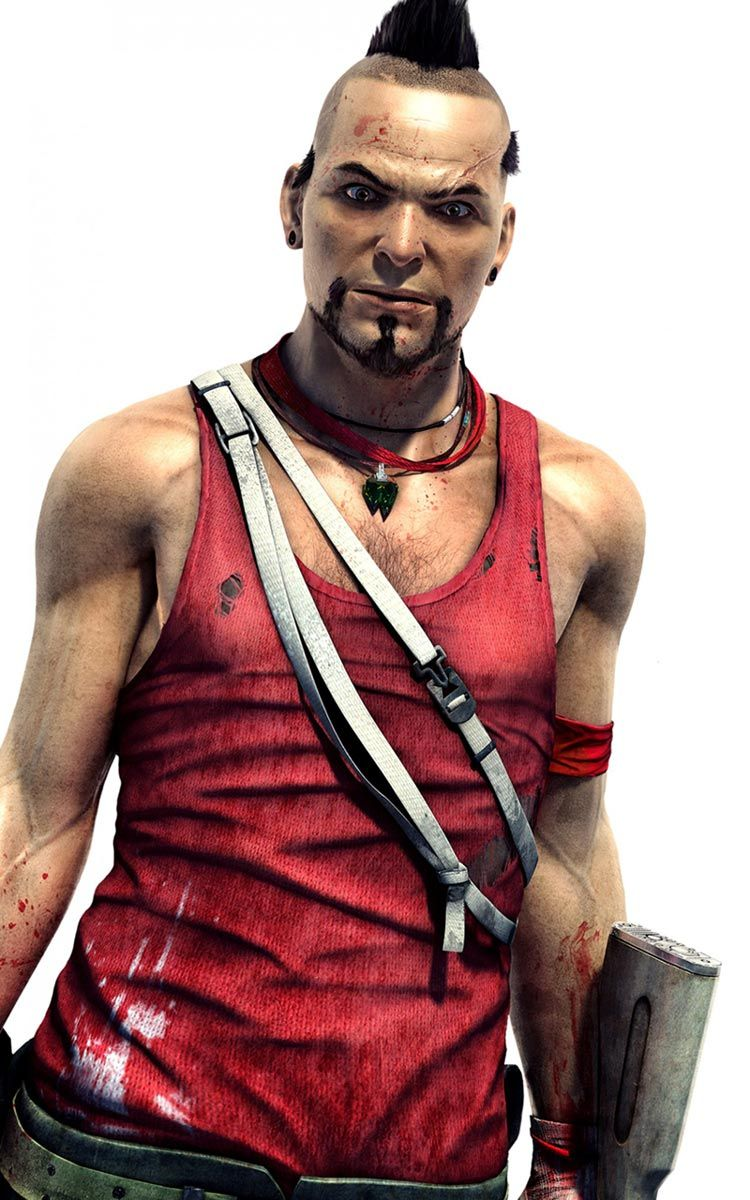 Vaas Montenegro Pictures Characters Art Far Cry 3 Far Cry