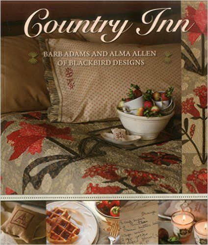 Country Inn: Barb Adams, Alma Allen: 9781935362371: Amazon.com: Books