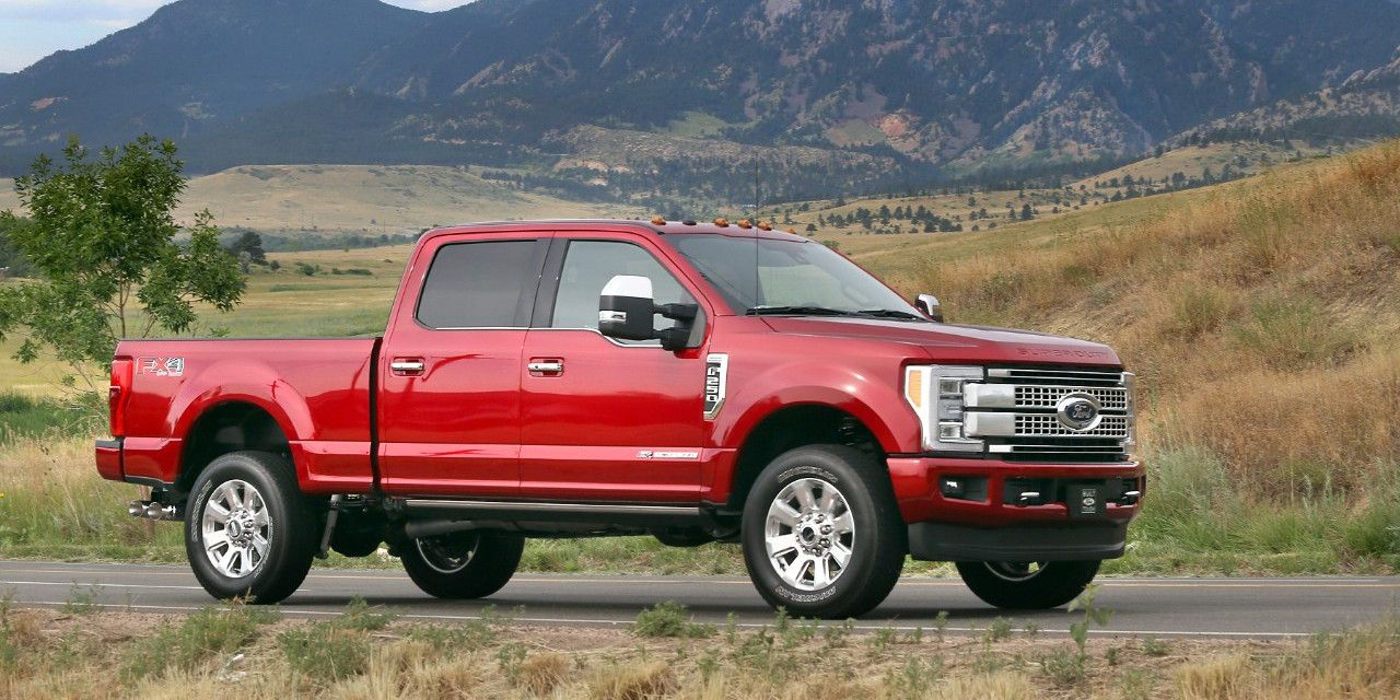 2015 Ford Super Duty Fuel Economy in 2020 Ford super
