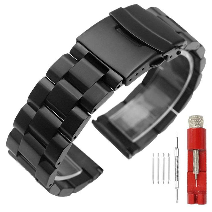 how to adjust watch band clasp