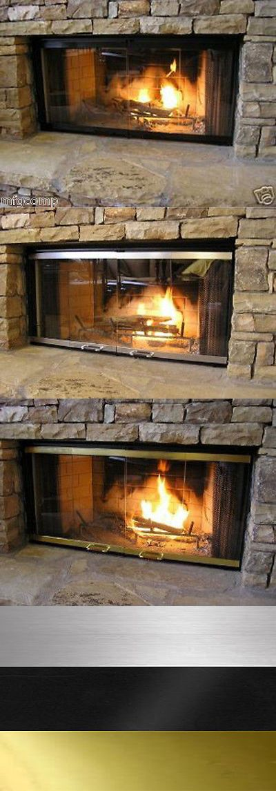 Fireplace Screens And Doors 38221 Fireplace Doors For Majestic