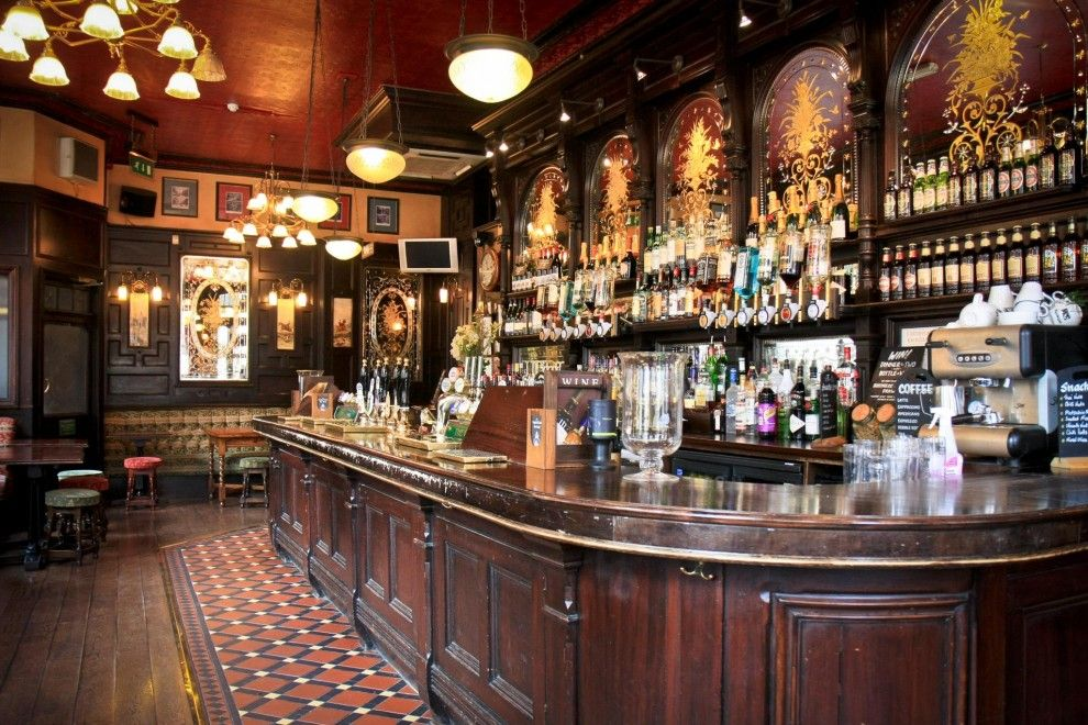 The George is a Victorian pub located in London\'s West End. The ...