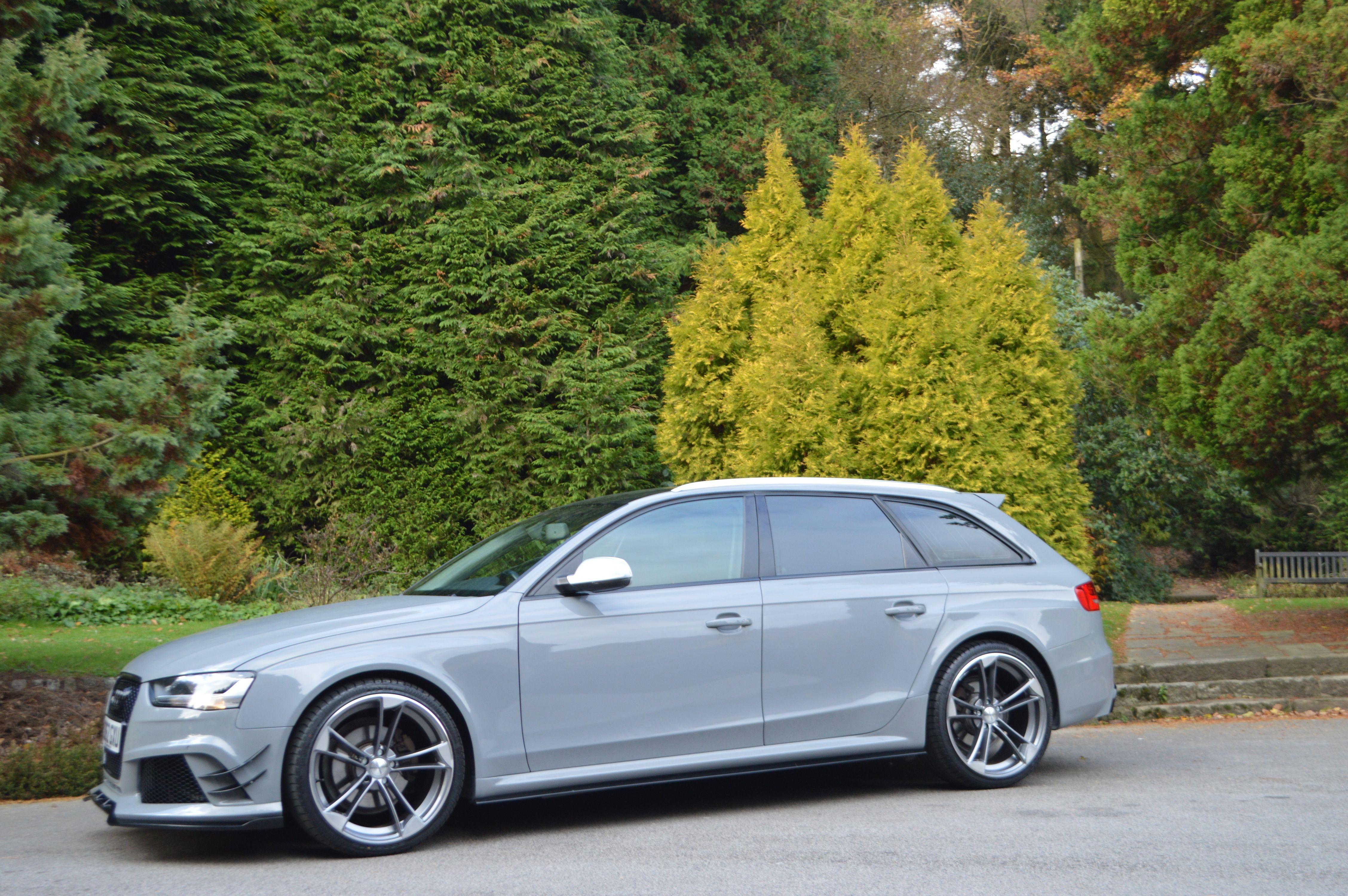 Audi A4 B8 Avant To Rs4 Full Body Kit Audi Audi Audi A4 Audi Rs4