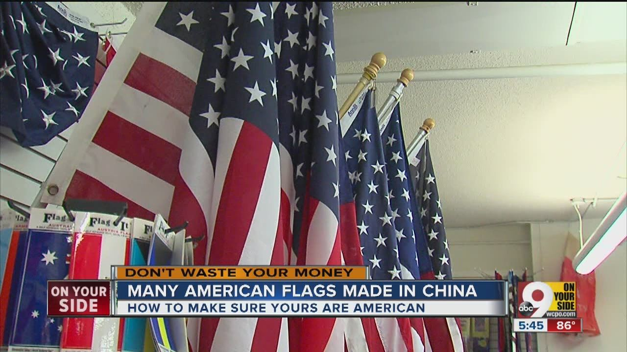 Many American Flags Made In China At Expressflags Com All Our American Flags Are Proudly Made In The Usa Of The Finest Materials A American Flag Flag American