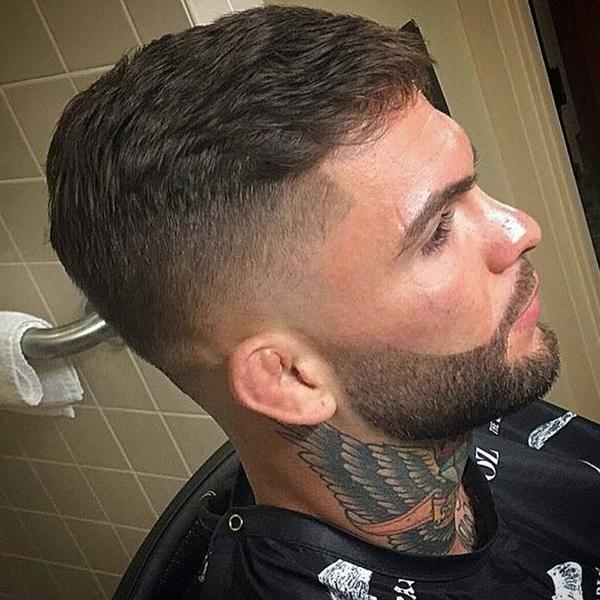 haircuts of week 2 - men's