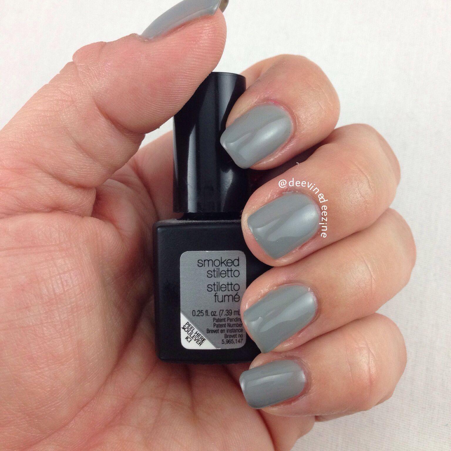 Sensationail Color Gel Polish Blue Yonder by nailene #11