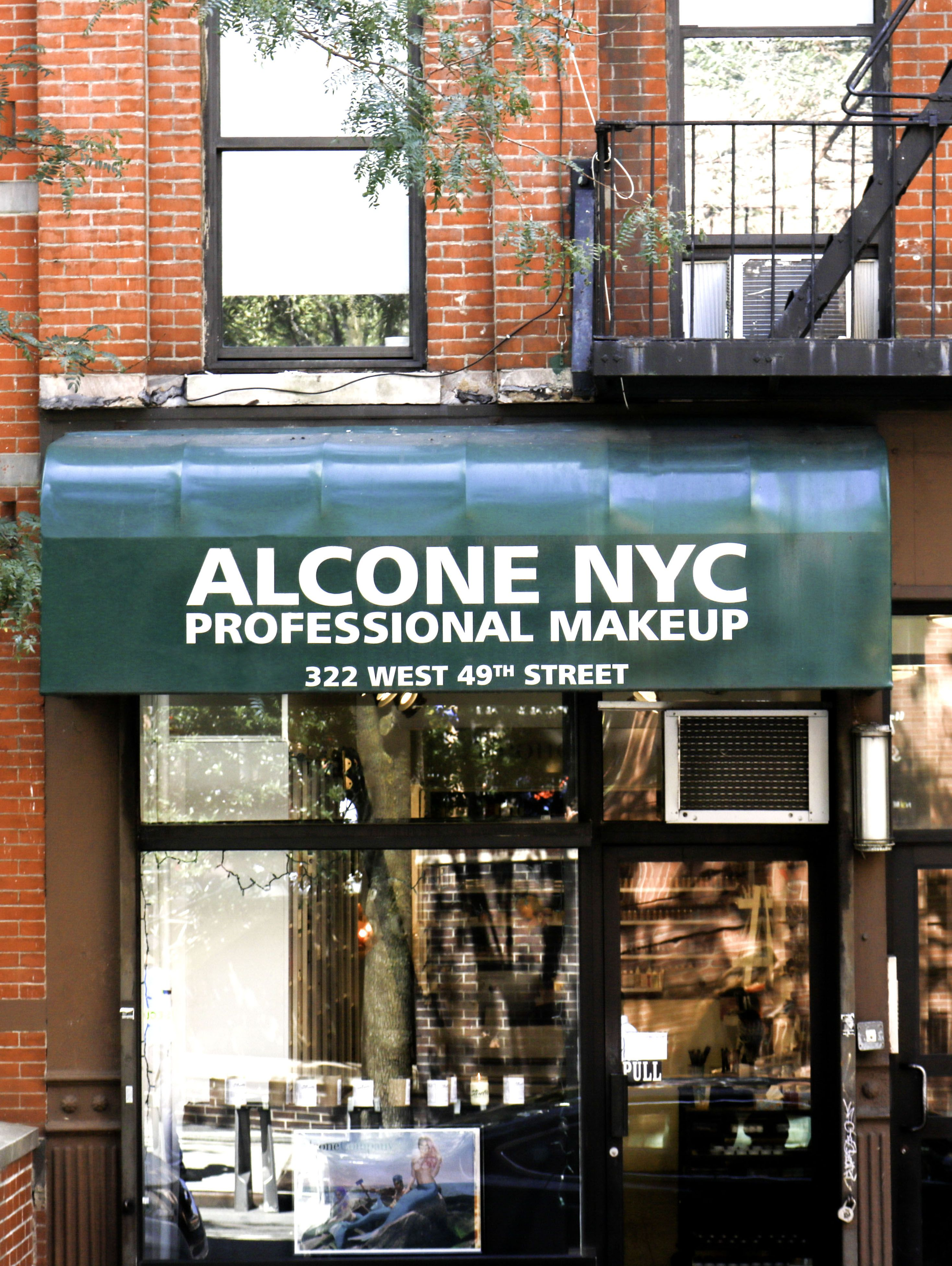 Alcone Store 322 W. 49th street (With images) Makeup to buy