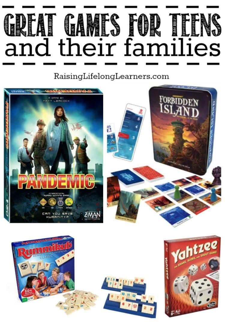 teen-games