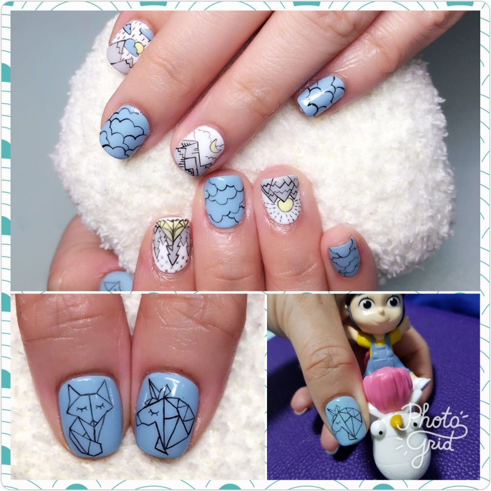 Nail Art London: Designed Inspired By Moyou London